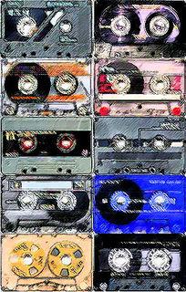 Cassette_row-InkOutlines
