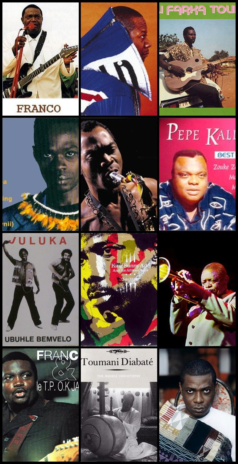 LegendasAfricanasCollage
