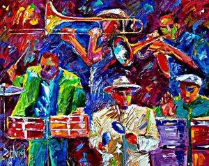 Latin-jazz-band