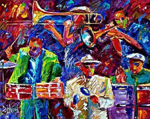 Latin-jazz-band